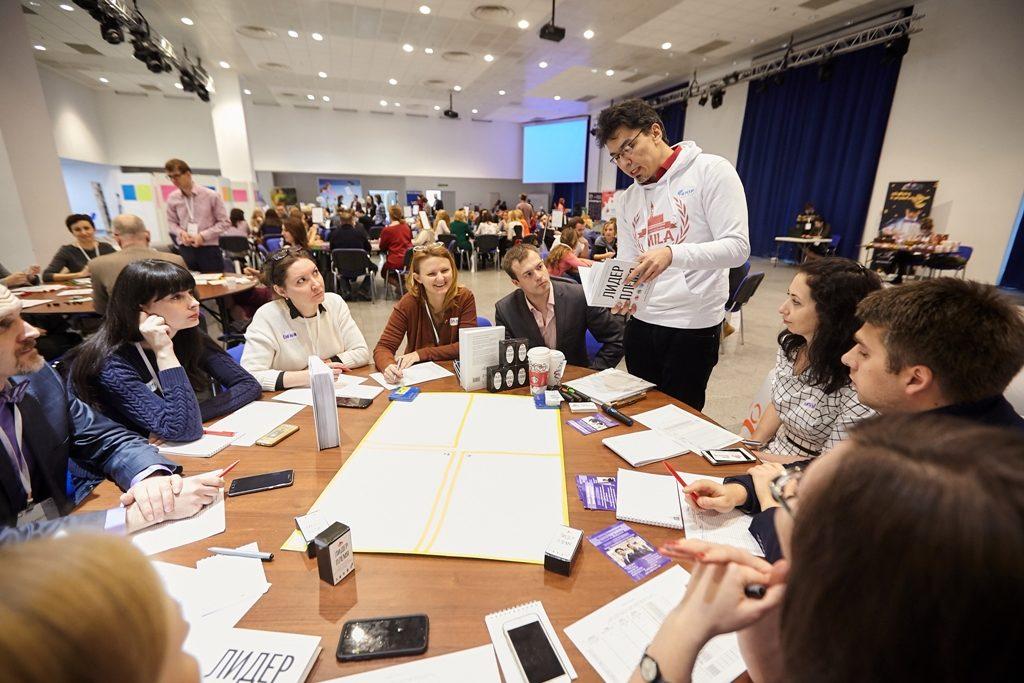 IV «Олимпиада бизнес-игр и нетворкинга» 22 ноября в Москве